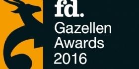 FD Gazellen Awards 2016