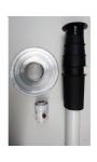 Rookgassen van uw binnengeiser op een veilige manier afvoeren met een rookgasafvoersysteem.   Propaangeiser.nl
