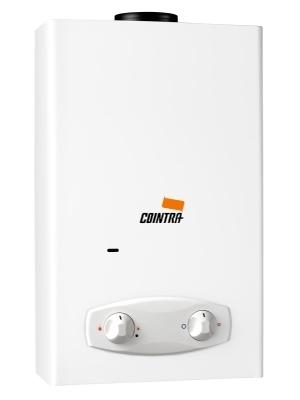 Cointra Optima COB-10p,propaangas geiser voor binnengebruik. 17,8 kw 10 liter per minuut. Geschikt voor meerdere tappunten. Meest verkochte model!