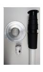 Rookgassen van uw binnengeiser op een veilige manier afvoeren met een rookgasafvoersysteem. | Propaangeiser.nl